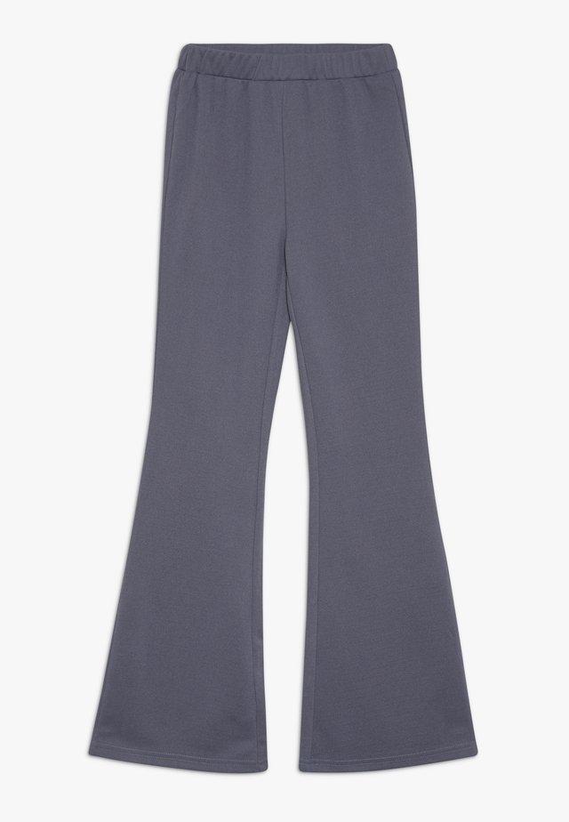 METTE TRUMPET PANT - Trousers - storm blue