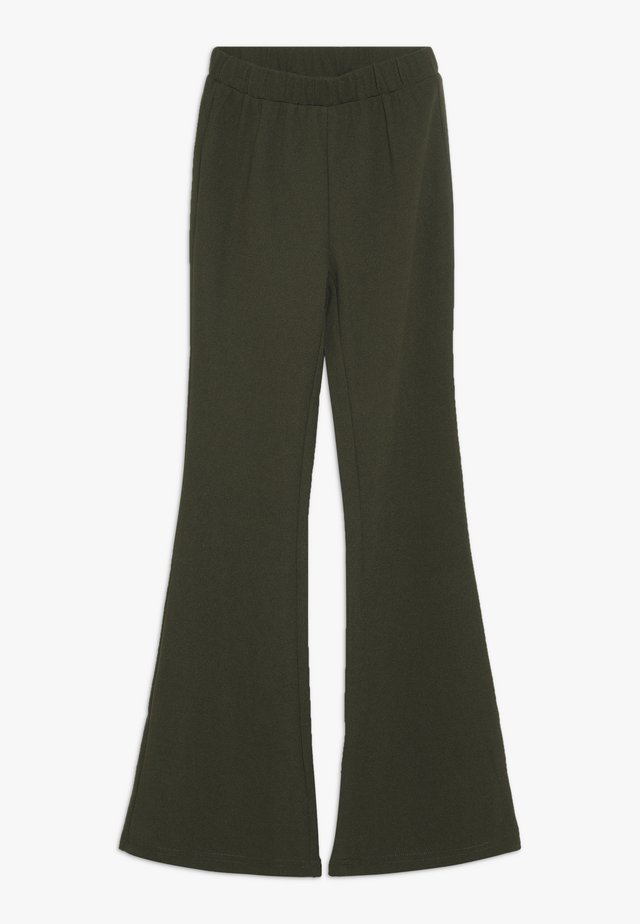 METTE TRUMPET PANT - Trousers - olive