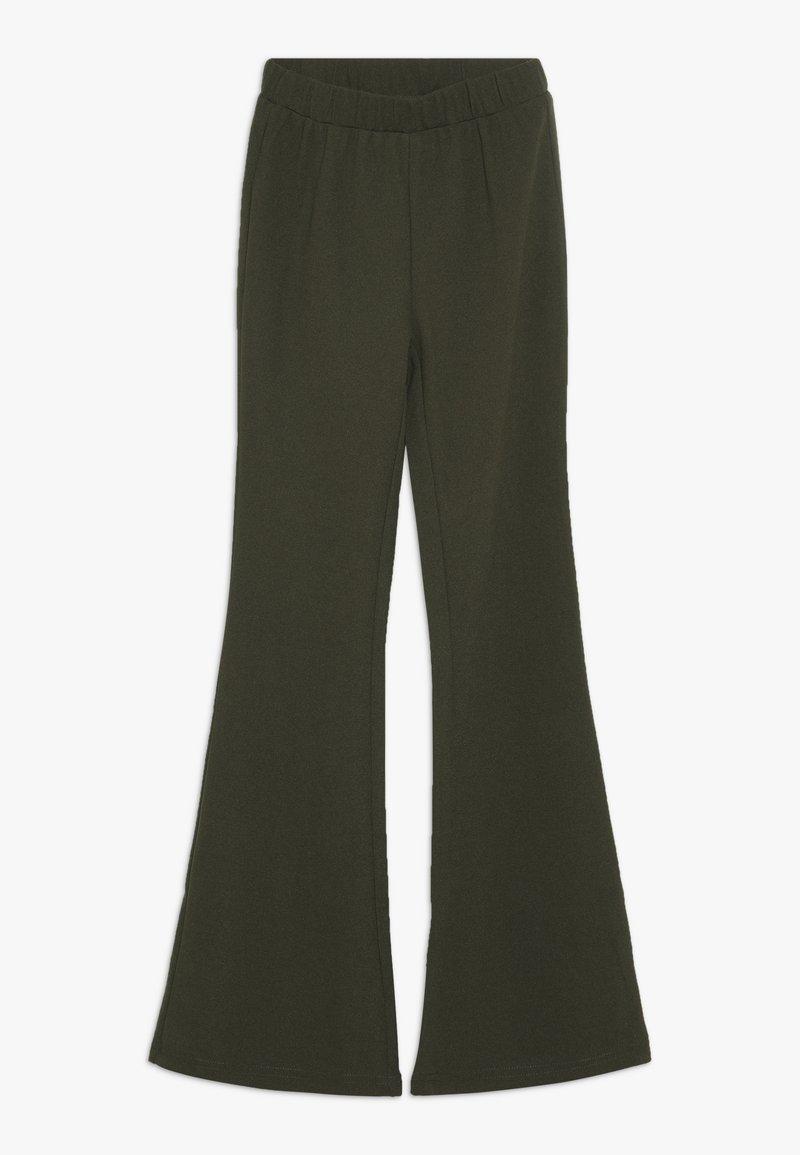 Grunt - METTE TRUMPET PANT - Pantalones - olive