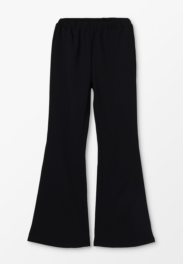 METTE TRUMPET PANT - Trousers - black