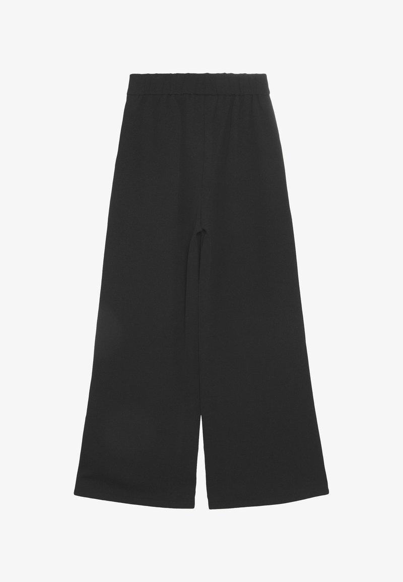 Grunt - HULA PANT - Stoffhose - black