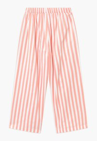 Grunt - ALO  Croped - Trousers - coral/white - 1