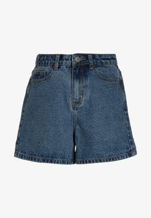 MOM - Jeans Short / cowboy shorts - ice blue