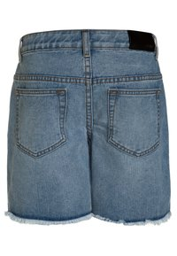 Grunt - Denim shorts - mid blue - 1