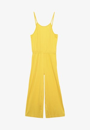 LAURA  - Overal - yellow