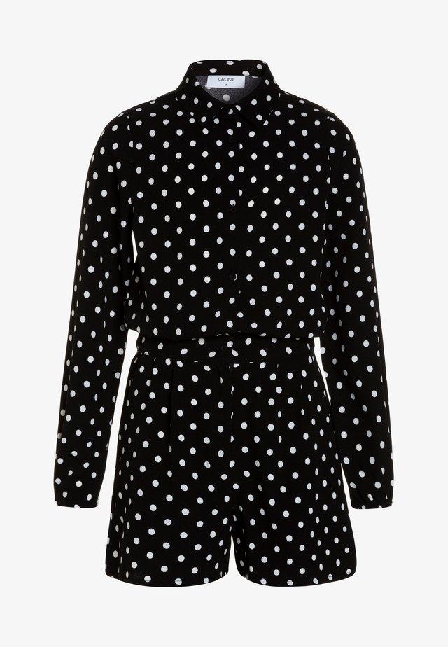 LISBET  - Tuta jumpsuit - black