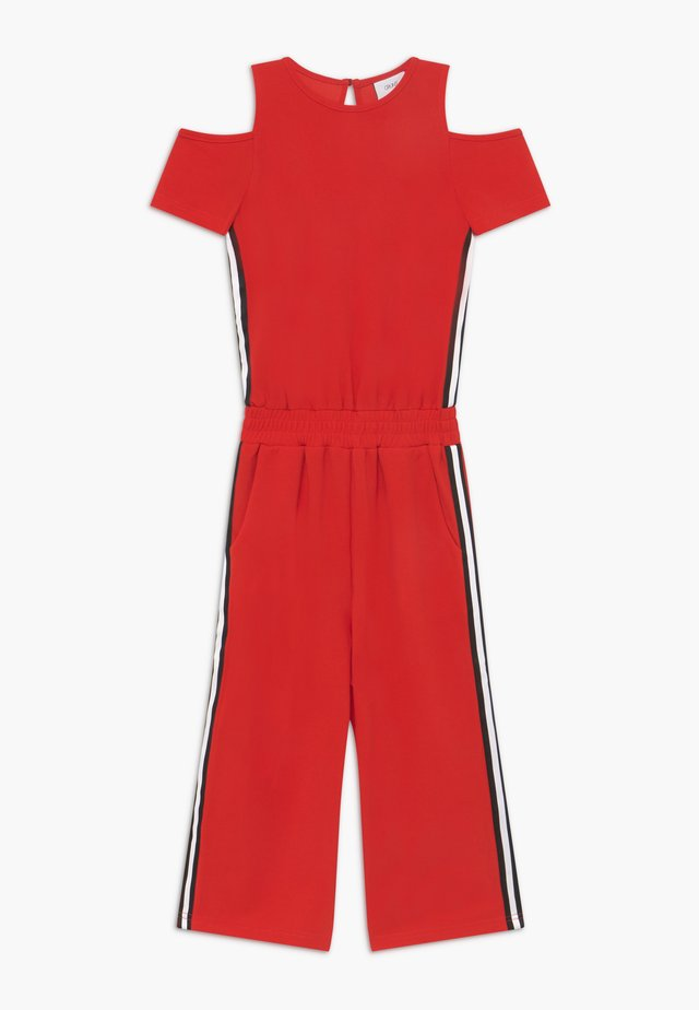 CULOTTE - Jumpsuit - red