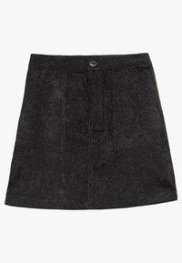 Grunt - SIMONE SKIRT - Mini skirt - black - 0