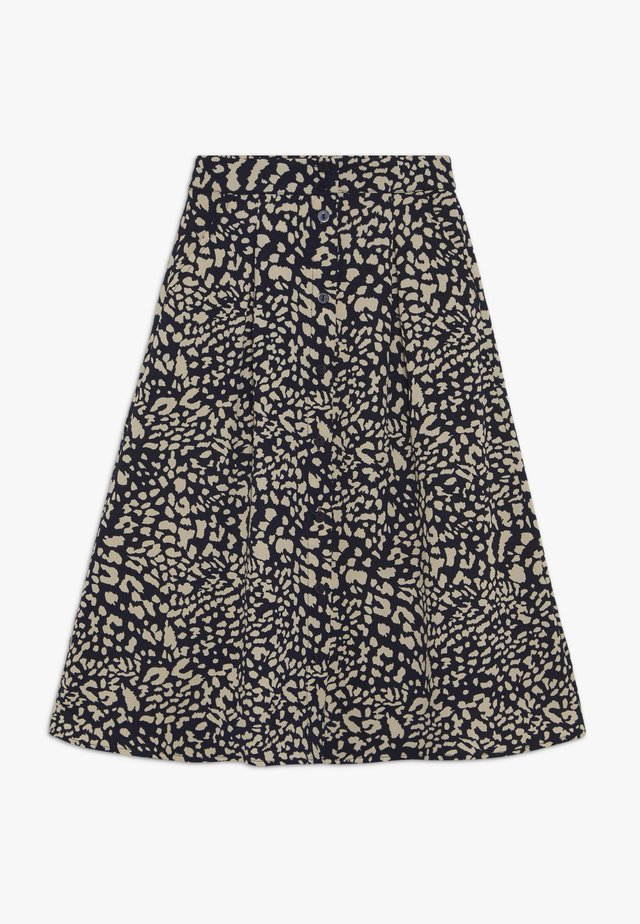 ANNEBEL SKIRT - A-linjekjol - dark blue