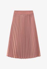 Grunt - HAZZ - Áčková sukně - pastel red - 2