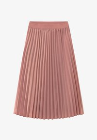 Grunt - HAZZ - A-line skirt - pastel red - 2