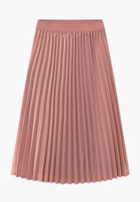 Grunt - HAZZ - A-line skirt - pastel red - 0