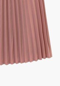 Grunt - HAZZ - A-line skirt - pastel red - 3