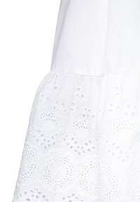 Grunt - ANNA DRESS - Shirt dress - white - 2