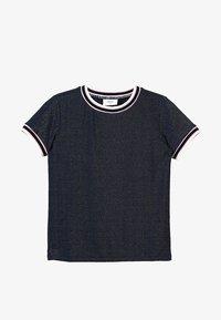 Grunt - MULLE TEE - Camiseta estampada - midnight blue - 2