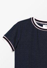 Grunt - MULLE TEE - Camiseta estampada - midnight blue - 3