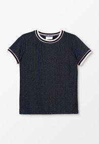 Grunt - MULLE TEE - Camiseta estampada - midnight blue - 0