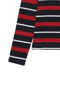 Grunt - SIF TEE - Långärmad tröja - night blue/red - 3
