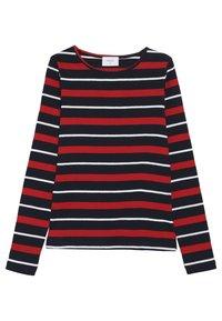 Grunt - SIF TEE - Långärmad tröja - night blue/red - 0