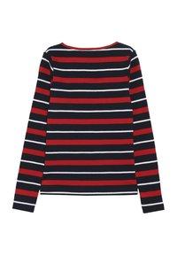 Grunt - SIF TEE - Långärmad tröja - night blue/red - 1