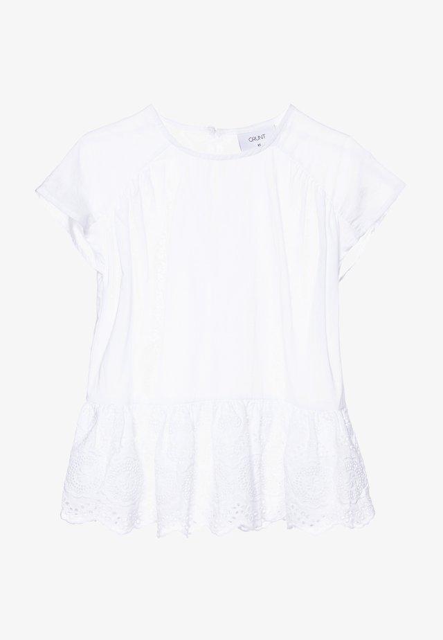 ANNEBETH - Blouse - white