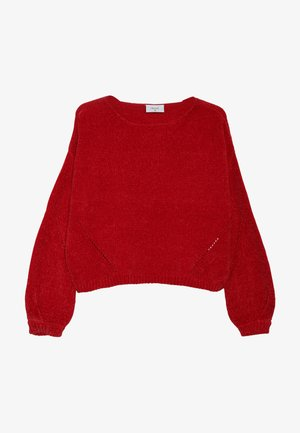 BELLA - Jumper - red