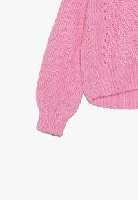 Grunt - HEDVIG - Svetr - neon pink - 3