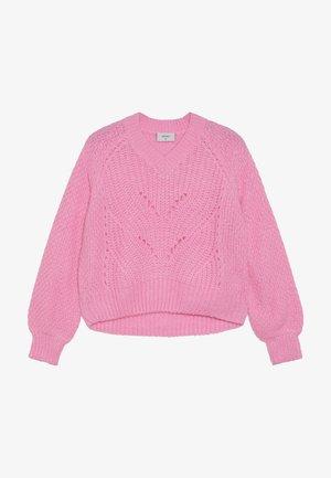 HEDVIG - Svetr - neon pink