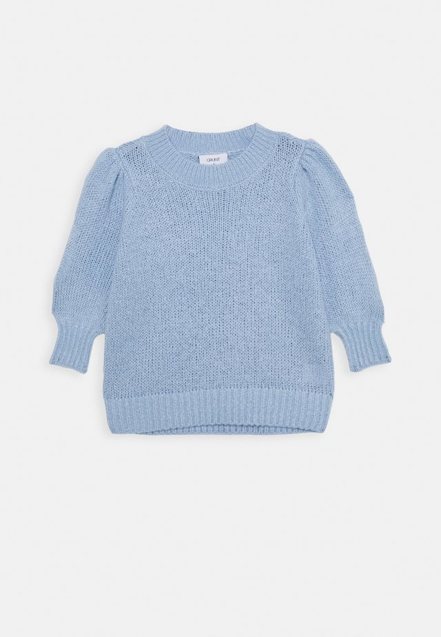 CHRISTINA - Strickpullover - baby blue
