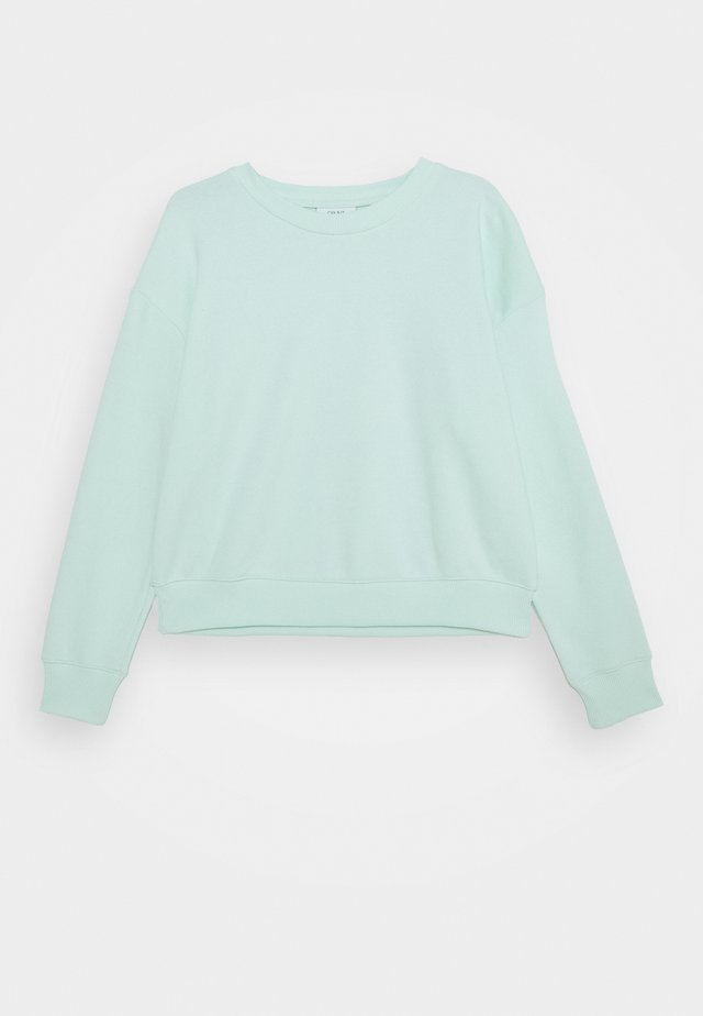 LONE CREW - Sweater - pastel mint