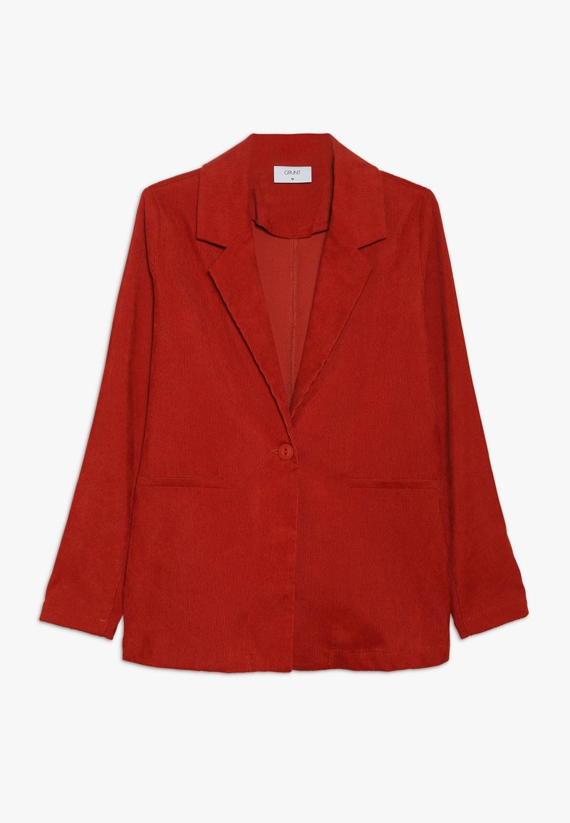 Grunt - SIGGA - Suit jacket - rusty