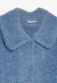 Grunt - TEDDY JACKET - Winter coat - light blue - 3