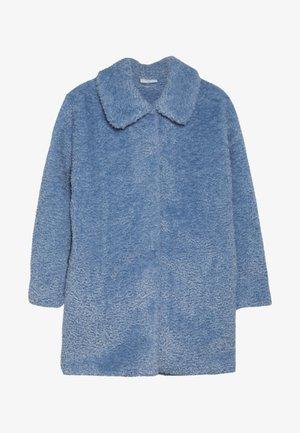 TEDDY JACKET - Zimní kabát - light blue