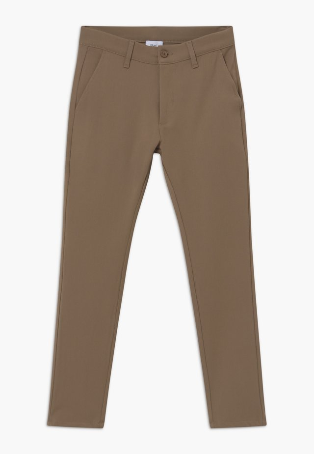 DUDE ANKLE - Chinos - beige