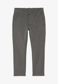 Grunt - DUDE PANT - Oblekové kalhoty - light grey - 3