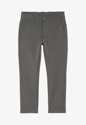 DUDE PANT - Kostymbyxor - light grey