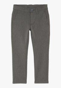 Grunt - DUDE PANT - Oblekové kalhoty - light grey - 0