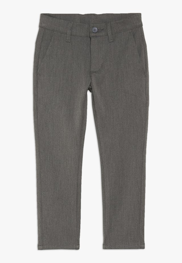 DUDE PANT - Jakkesæt bukser - light grey