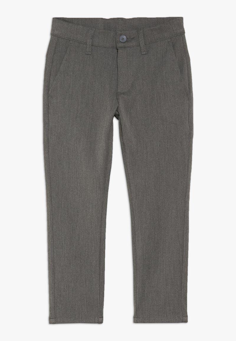 Grunt - DUDE PANT - Oblekové kalhoty - light grey