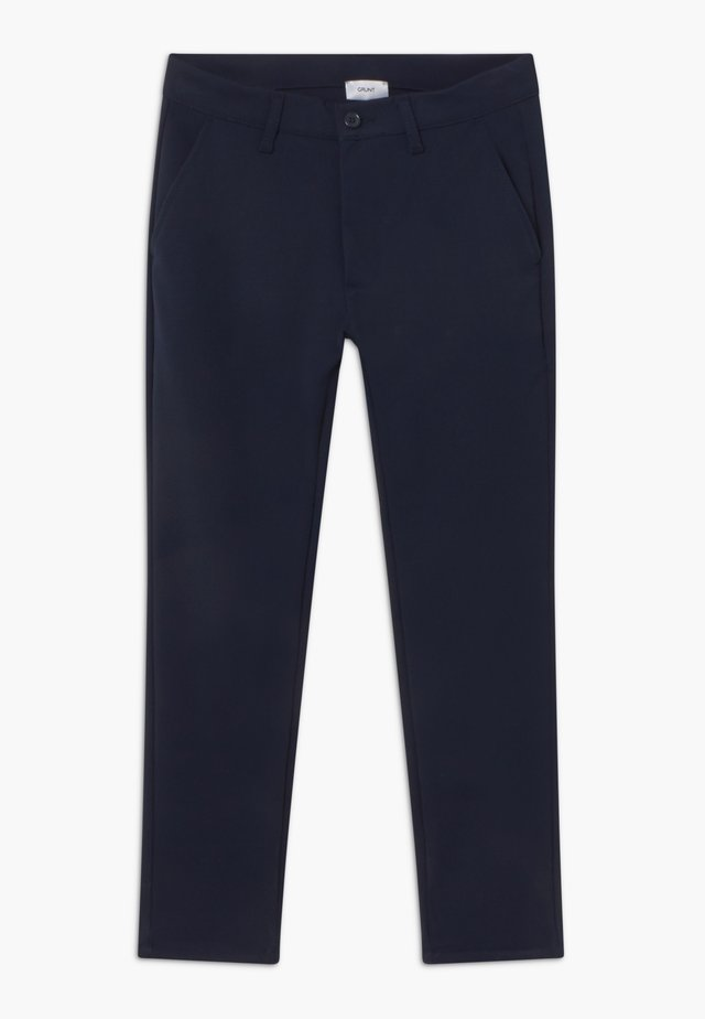 DUDE ANKLE - Chinos - midnight blue