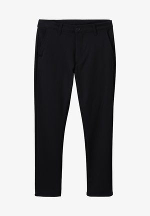 DUDE PANT - Pantalon - black