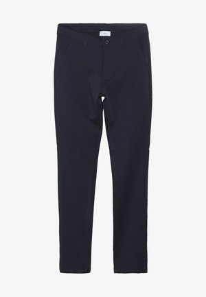 DUDE PANT - Suit trousers - midnight blue