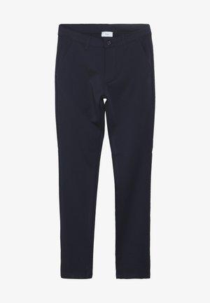 DUDE PANT - Kostymbyxor - midnight blue