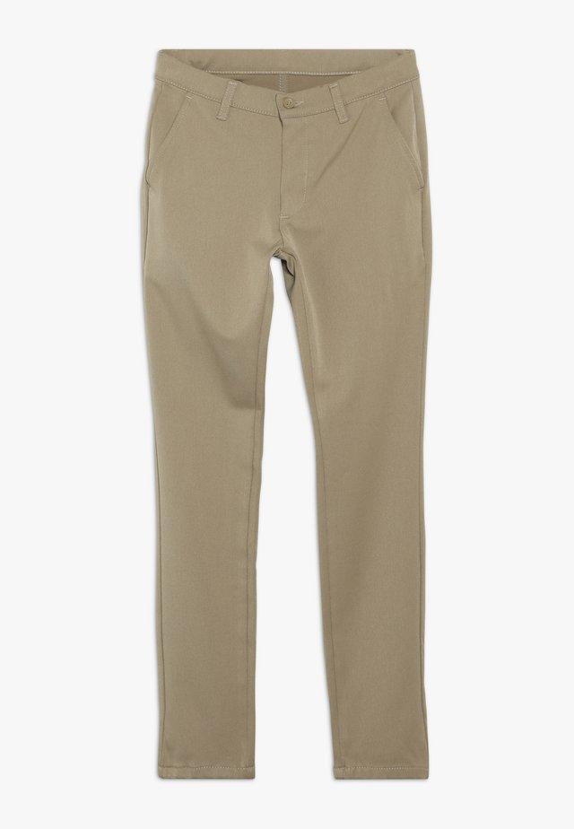DUDE PANT - Pantalón de traje - khaki