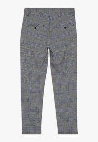 Grunt - DUDE CHECK - Pantalon - blue - 1