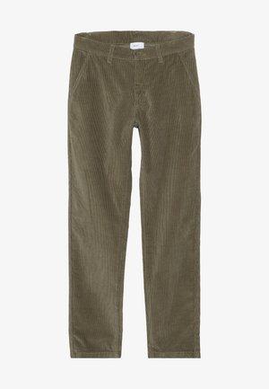 THOR PANTS - Pantalones - sand