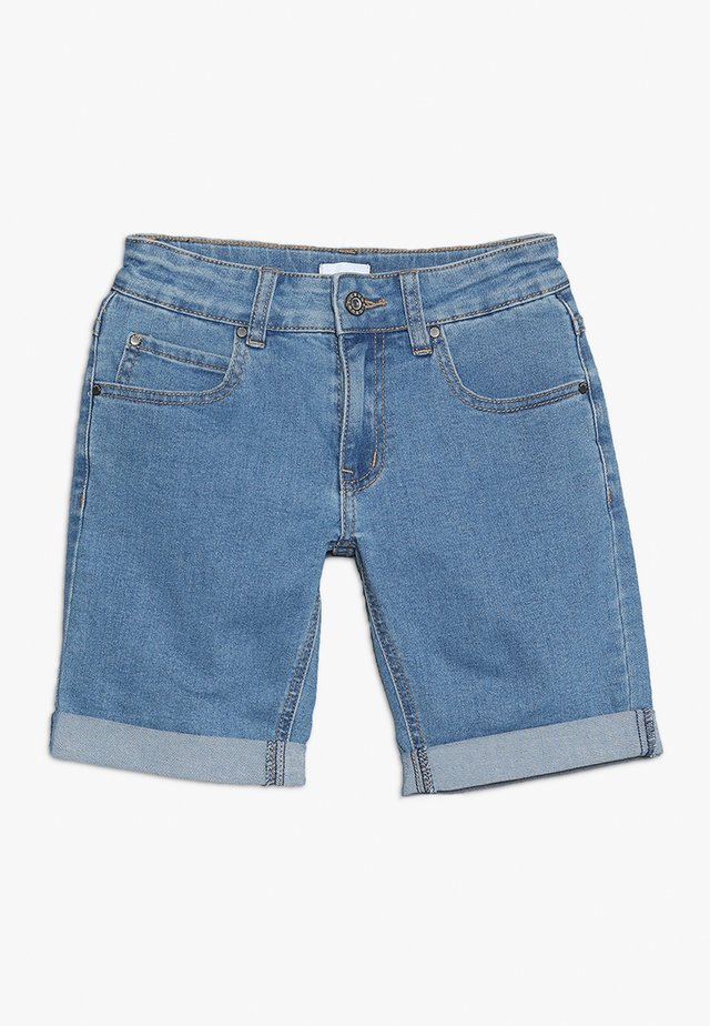 SPACE - Jeansshorts - ice blue denim