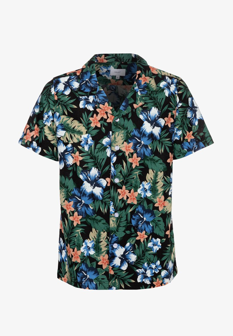 Grunt - GABE - Shirt - wave blue