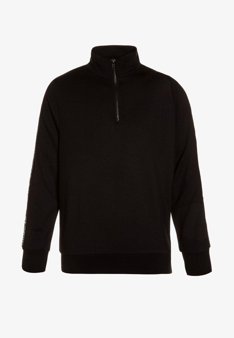 Grunt - BRIAN - T-shirt à manches longues - black