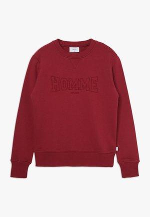 KENNEDY - Sweatshirt - winter red